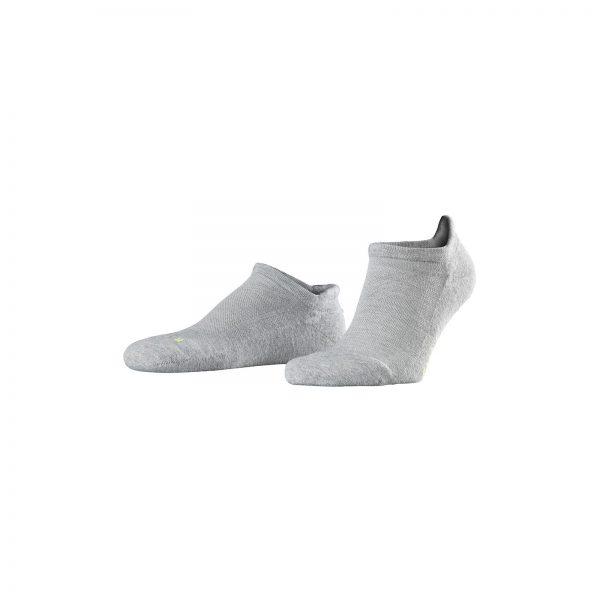 Falke Cool Kick Sneakersock Grey Melange