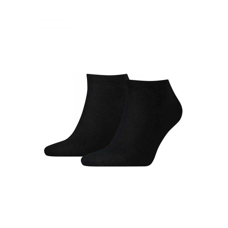 Tommy Hilfiger 2-pack Shortsock Zwart