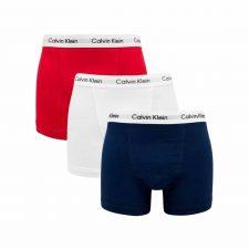 Calvin Klein 3 pack Low Waist Boxers U2664