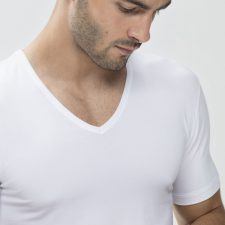 Mey Dry Cotton T-shirt V-hals