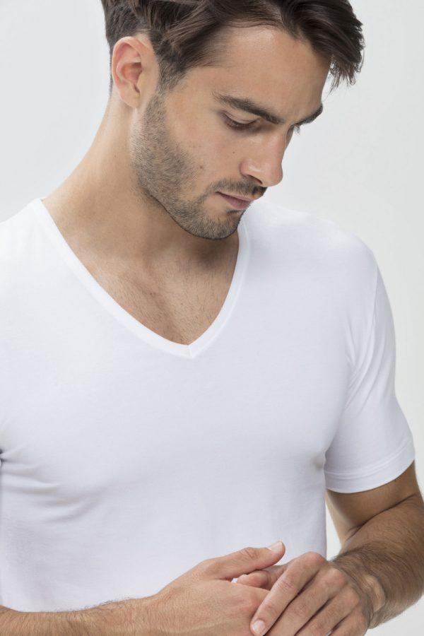 Mey Dry Cotton T-shirt V-hals