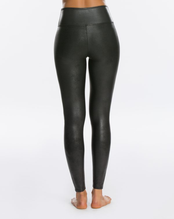 Spanx Leatherlook Shaping Legging