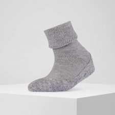 Falke Cosyshoe huissok light grey