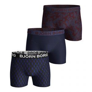 Bjorn Borg 3-pack short katoen 2031-1036