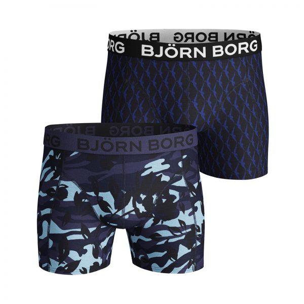 Bjorn Borg 2-pack short katoen 2031-1019 70121