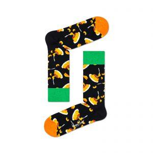 Happy Socks Mac Cheese Sock