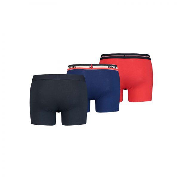 Levi's kadoblik 3-pack shorts
