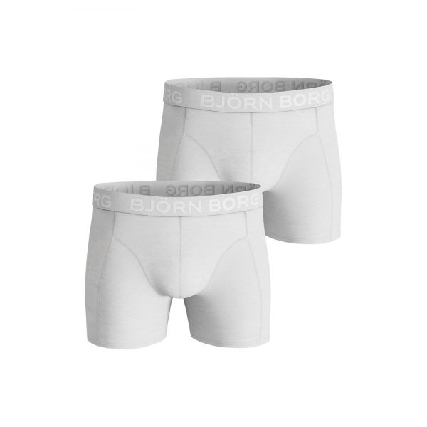 Bjorn Borg 2-pack Short Wit