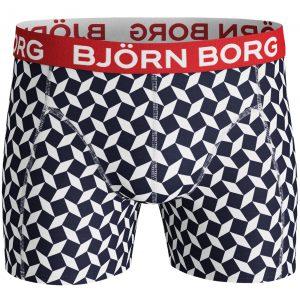 Bjorn Borg 2-pack short katoen 2031-1017