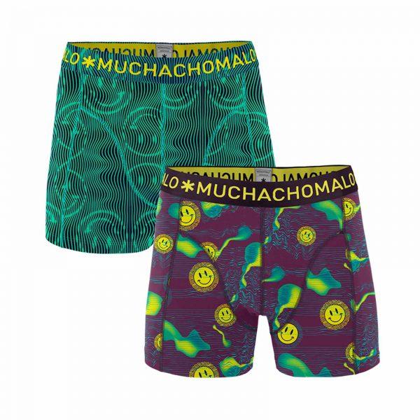 Muchachomalo 2-pack katoen Acid House