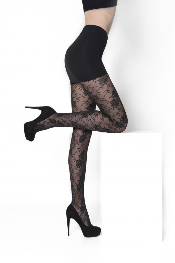 Marcmarcs fashionpanty 87353 lurex kant