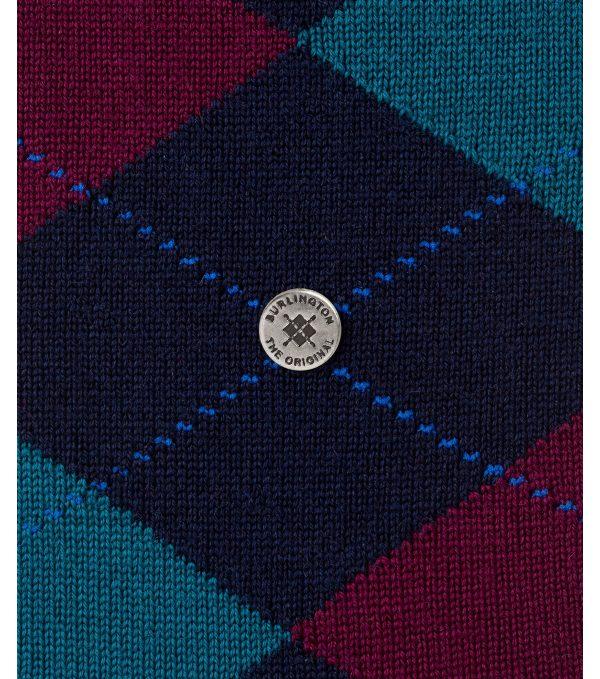 Burlington sok wol heren 21182-6376