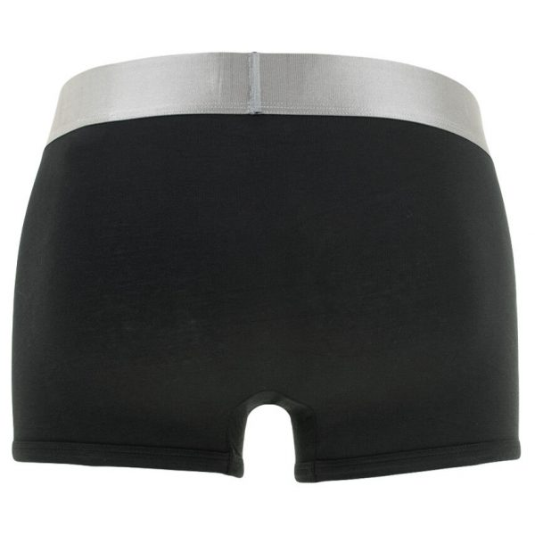 Calvin Klein 3pk Satijn band achterkant zwart