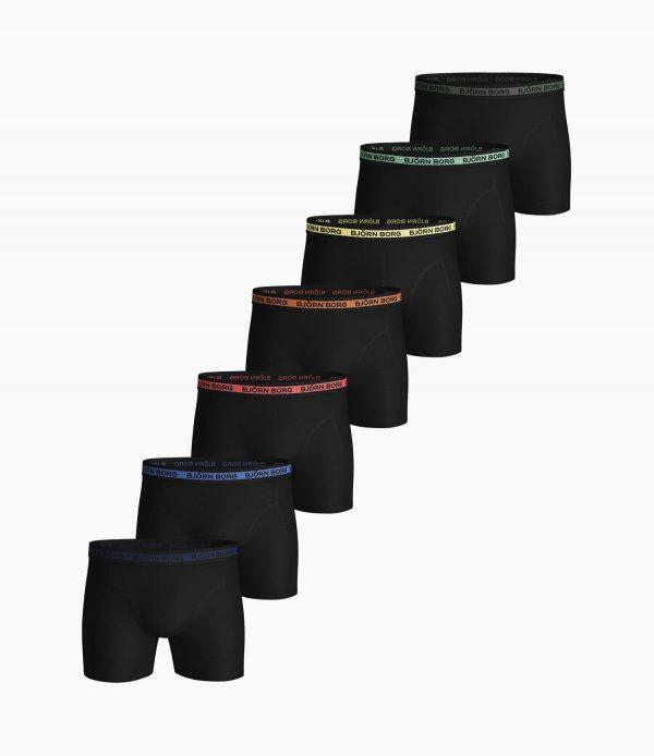 Bjorn Borg Essentials 7-pack 2111-1086