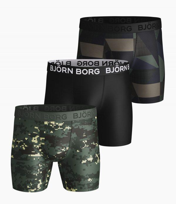 Björn Borg Performance 3-pack 2111-1147
