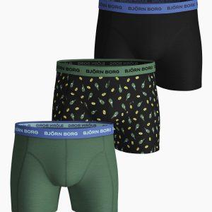 Bjorn Borg essentials 3-pack shorts Lemonsplash