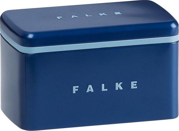 Falke giftbox 5-pack sok blauw/jeans