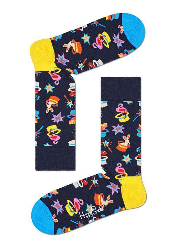 Happy Socks Magic blauw