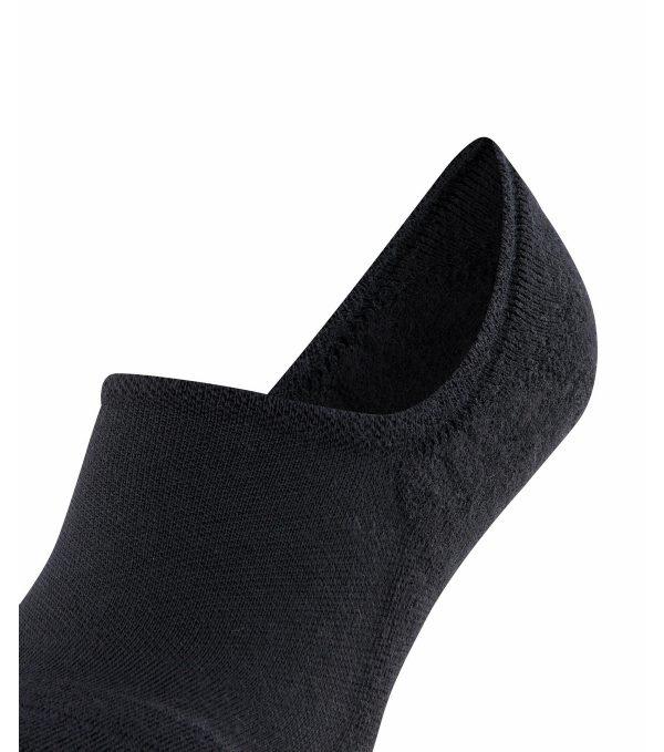 Falke Keep Warm Invisible Sneakersock for men Black