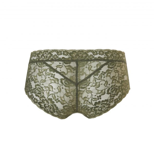 Ten Cate Secrets Lace Hipster Ash Green