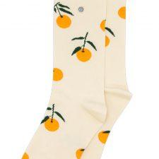 Alfredo Gonzales Sok Tangerine off white